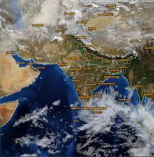 Current Weather Map Weather Satellite Map My Blog