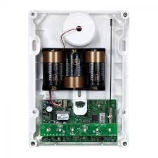 barriere infrarouge exterieur sans fil sirène extérieure flash sans fil sr150 paradox