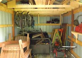 shetomy looking for shed storage ideas