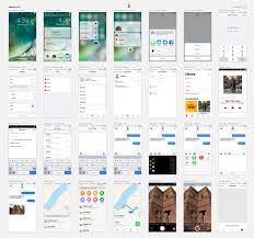 ios 10 ui kit u2013 apply pixels