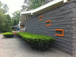 mid century modern homes landscaping home design ideas