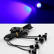 underwater led dock lights 4x blue green red white ice blue led boat light waterproof outrigger