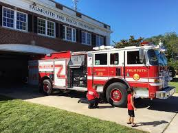 falmouth fire department responds to record number of calls in