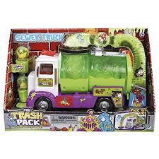 giochi preziosi 70683871 u2013 trash pack saugwagen mit 2 monster
