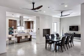 Ceiling Fans For Dining Rooms Living Room Mesmerizing White Ceiling Fans For Kitchen Light