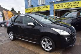 is peugeot 3008 a good car good credit car finance 2012 12 peugeot 3008 crossover 1 6e hdi