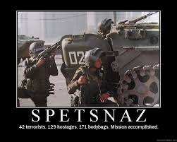 Russian Army Meme - spetsnaz mission accomplished