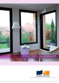 Couleur Menuiserie Alu Menuiserie Aluminium Franciaflex Catalogue Pdf Documentation