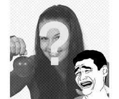 Yao Ming Face Meme - yao ming meme where you put your photo online