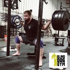 Blind Fitness Blind Dog Gym Strongman Gym Lorain Ohio