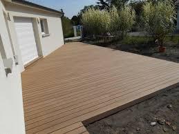 photo terrasse composite terrasse bois ou composite en gironde et 33 pose et construction