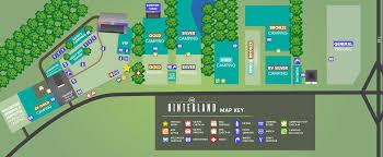 Festival Map Festival Maps Hinterland Music Festival