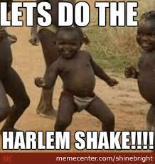 Meme Harlem Shake - lets do the harlem shake by shinebright meme center