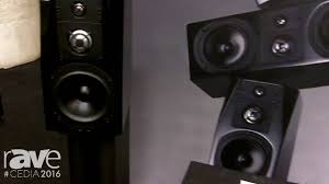 nht home theater speakers cedia 2016 nht audio introduces new c series speakers with