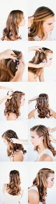 step bu step coil hairstyles best 25 waterfall braids ideas on pinterest waterfall hair how