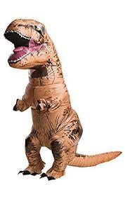 Sexual Male Halloween Costumes Amazon Rubie U0027s Costume Jurassic Rex Inflatable