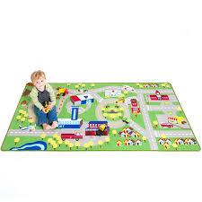Kids City Rug by City Carpet For Kids Carpetsgallery