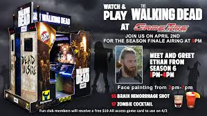 watch and play the walking dead at gametime meet u201cethan u201d at