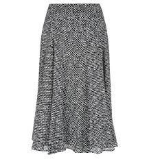 silk skirt black tweed silk skirt smart skirts outlet skirts hobbs