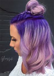 hair coloring tips for women over 50 lavender hair color 50 lovely purple lavender hair colors purple