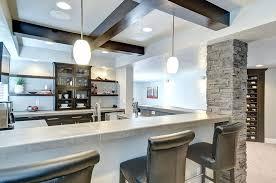 modern basement design modern finished basements basement bar ideas fun mattress simple