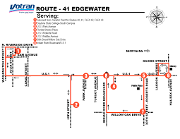 Marta Route Map by Route Details
