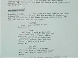 how to write a screenplay spacing u0026 margin tips for screenplays