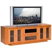 Corner Wood Tv Stands Home Design Furniture Light Brown Wooden Corner Tv Stand With