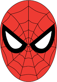 spiderman head clipart free clip art library