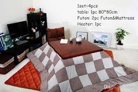 Futon Coffee Table 2018 Living Room Sets Japanese Kotatsu Furniture Asian Traditional