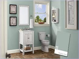 bathroom paint color with oak cabinets painting home design