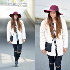 larissa verbon primark coat forever 21 hat pieces bag invito