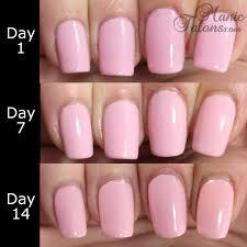 manic talons gel polish and nail art blog daisy duo soak off gel