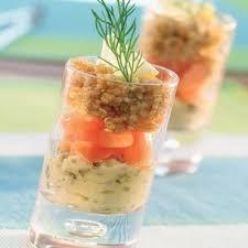 recette de cuisine salé verrines 10 recettes sucrées et salées à ressortir pour les fêtes