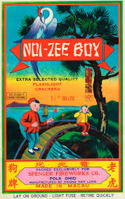 Vintage Halloween Ads Chinese Firecrackers U2013 An Impressive Collection Of Vintage Labels