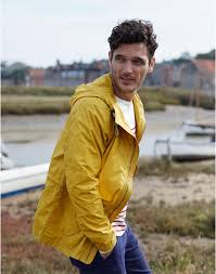 gold alderton mens waterproof jacket joules us