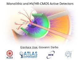 atlas k che monolithic and hv hr cmos active detectors ppt