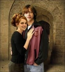 harry potter images ron u0026 hermione wallpaper background photos