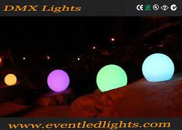 glow balls glowing floating led waterproof glow balls for swimming pool