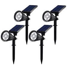 Solar Lights Outdoor Best Solar Outdoor Lights Ledwatcher