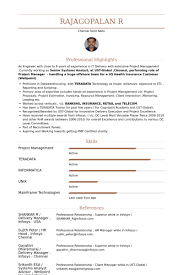 Sample Resume For Mainframe Production Support by Project Lead Resume Samples Visualcv Resume Samples Database