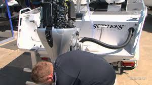 honda bf90 outboard engine service it u0027s easy youtube