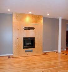 How To Build Fireplace Surround by How To Build A Gas Fireplace Surround Fireplace Designs