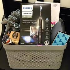 unique gift baskets a unique gift basket for the who is always connected