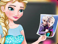 frozen games girls games