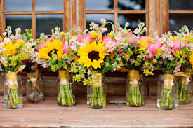 Sunflower Wedding Bouquet Sunflower Bouquets Landlocked Bride Midwest Mountain West