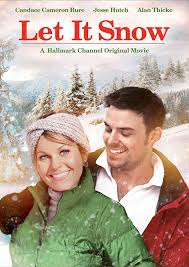 amazon com let it snow candace cameron bure jesse hutch alan