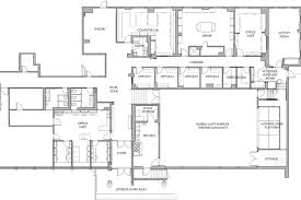 Community Center Floor Plans by Goddard Riverside Community Center Mda Design Group