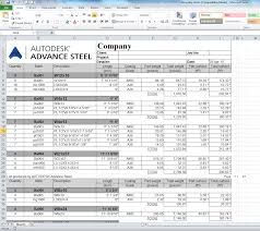Bom Template Excel Help And Better U S Bom Templates