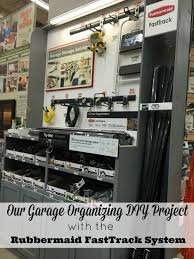 our garage organizing diy project mom fabulous